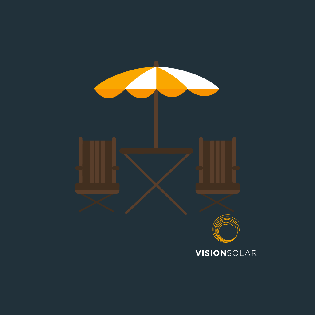 Vision Solar : Can Solar Panels Be Installed on a Patio Roof