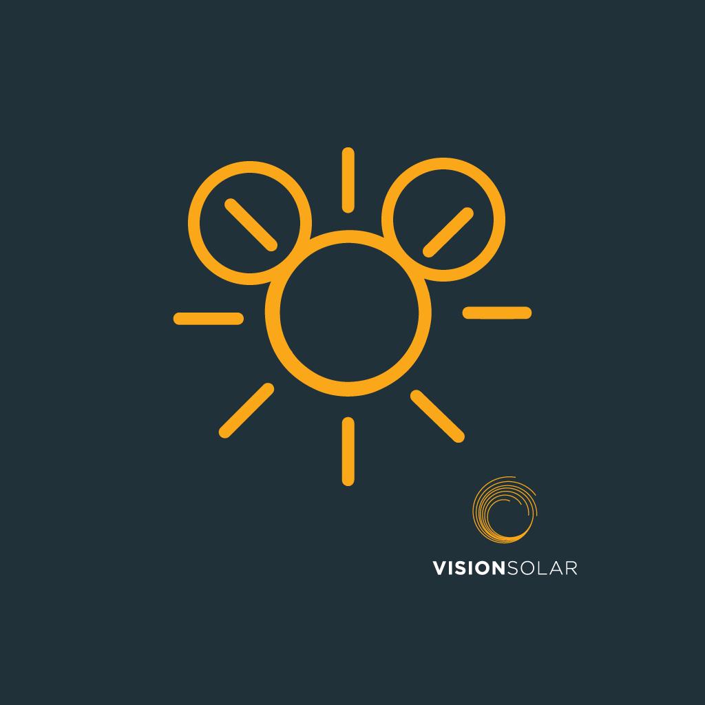 Vision Solar : Disney Puts in Solar