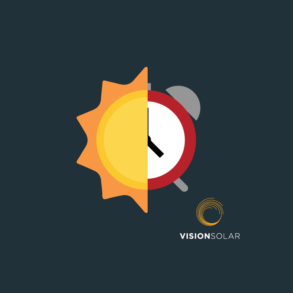 Vision Solar : How Many Hours of Sunlight Do Solar Panels Need
