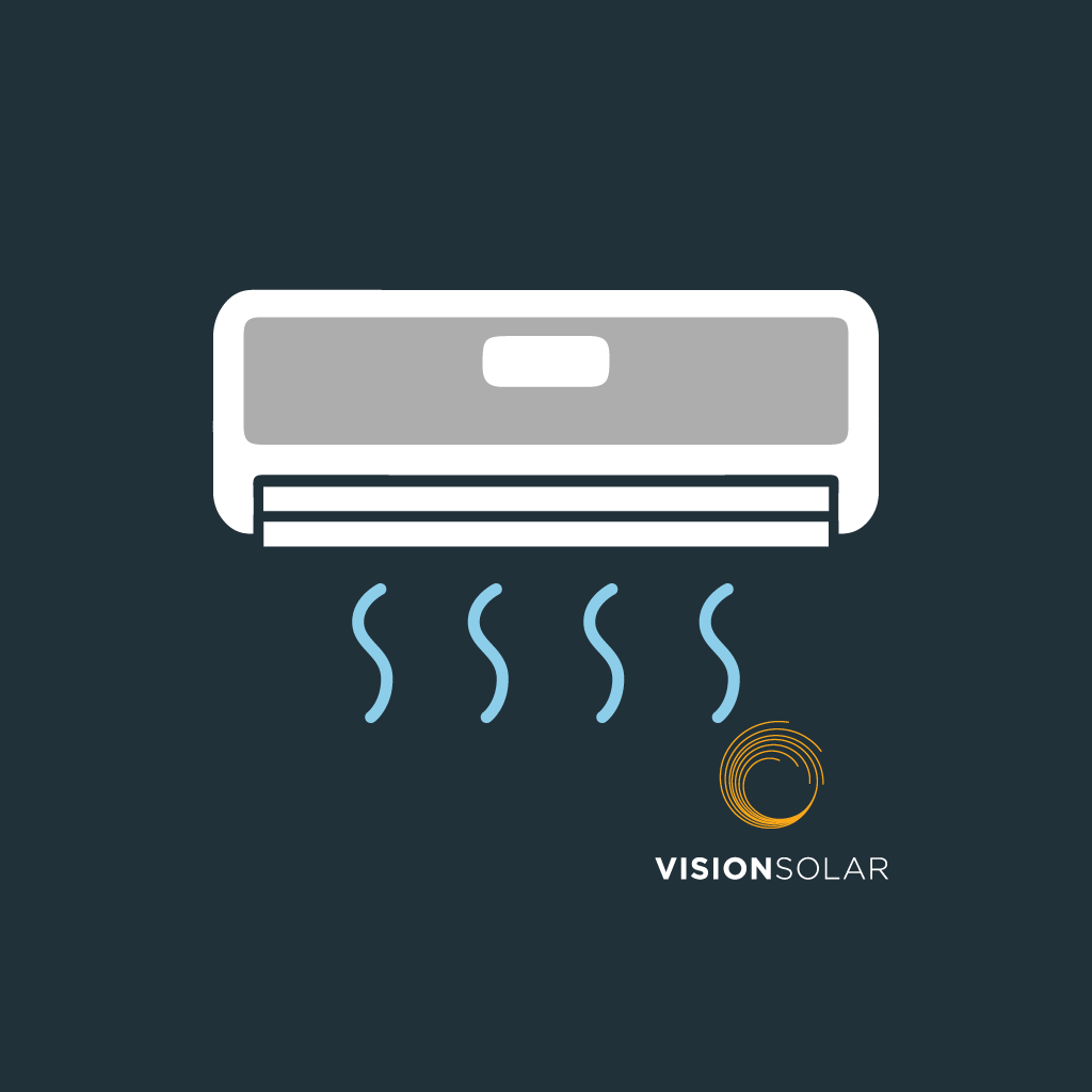 Vision Solar : How Much Power Does an Air Conditioner