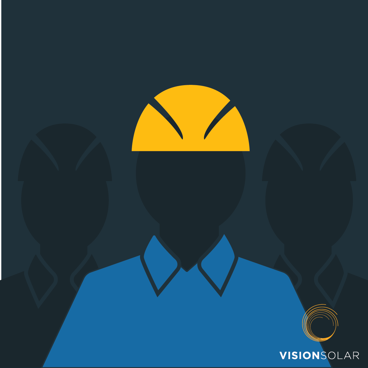 Vision Solar :How Many People Are Employed By Solar