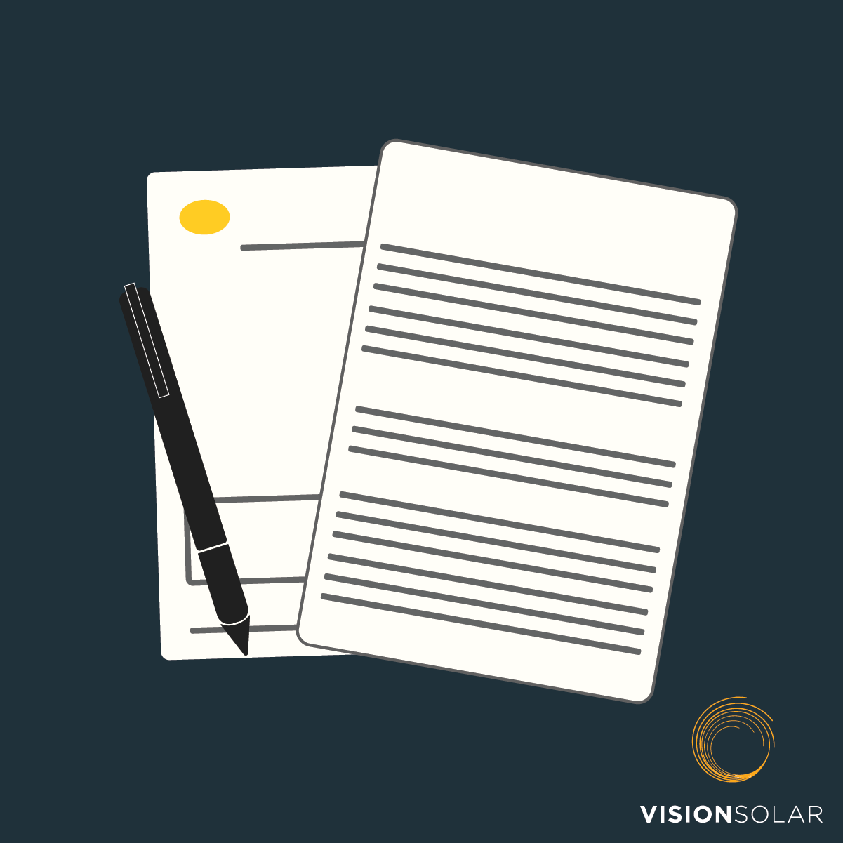 Vision Solar : What Happens When My Solar Lease is Up