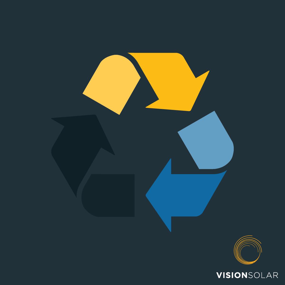Vision Solar : Recycling Solar Panels