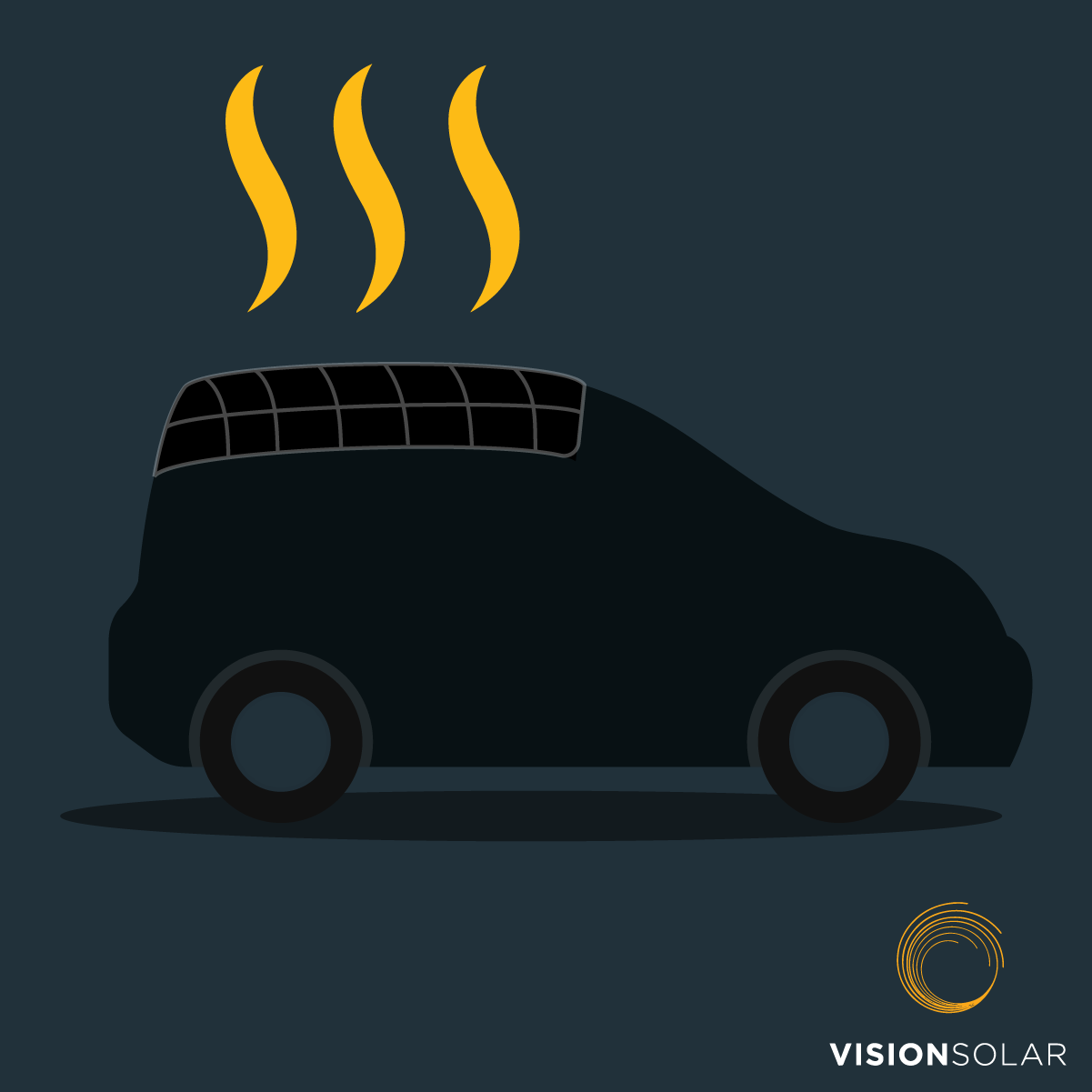 Vision Solar : Solar Powered Cars