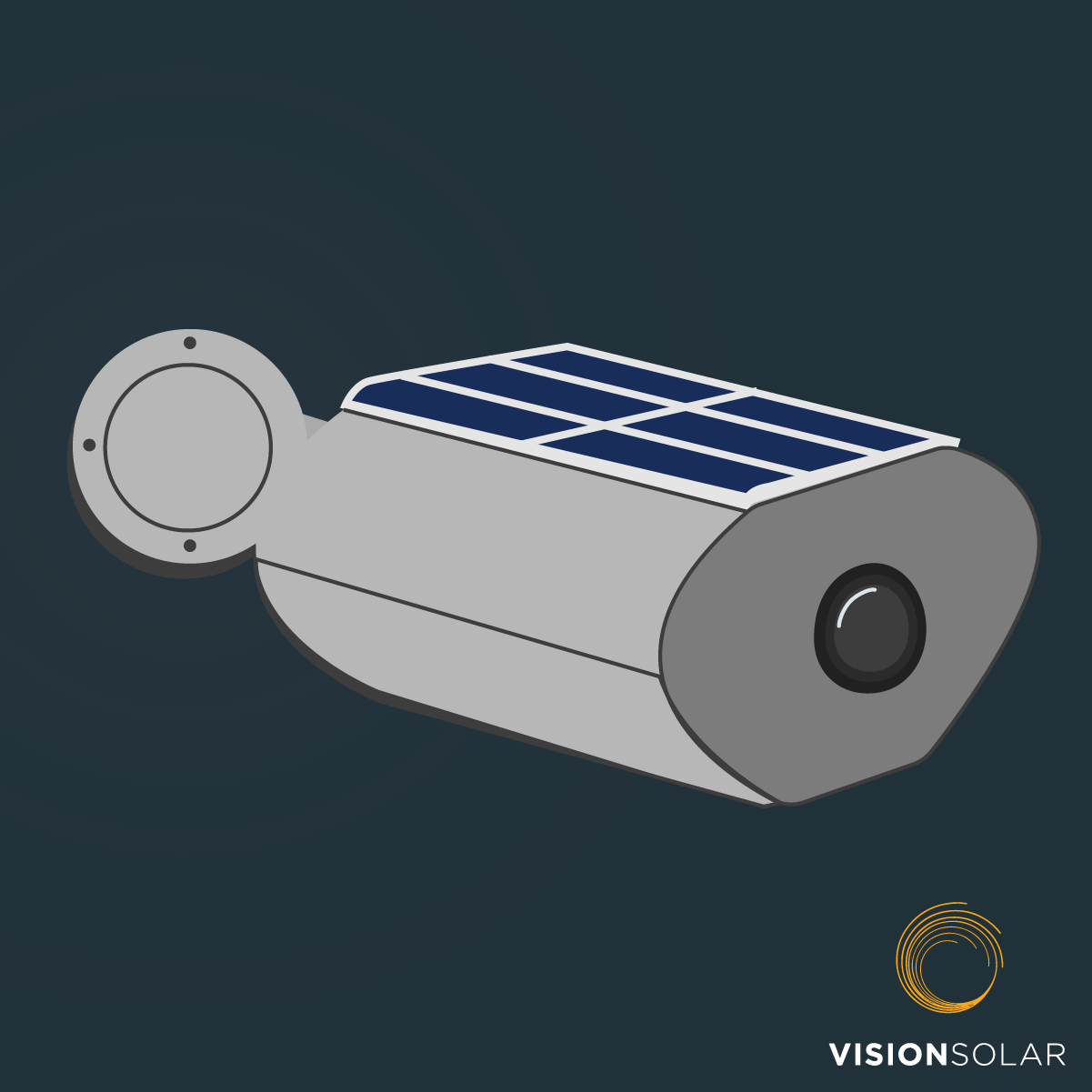 Vision Solar : Solar Powered Electronics