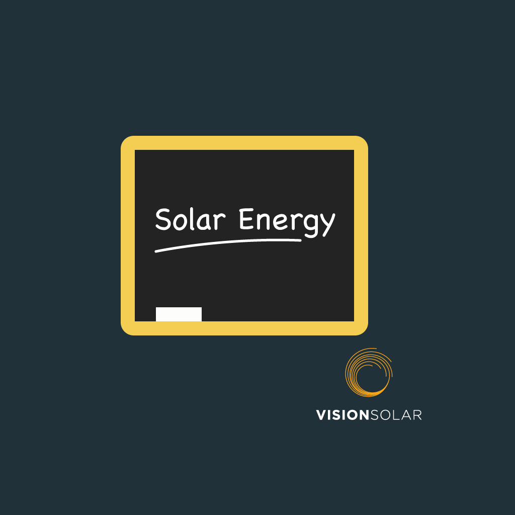 Vision Solar : How to Incorporate Solar in Your Curriculum Cover