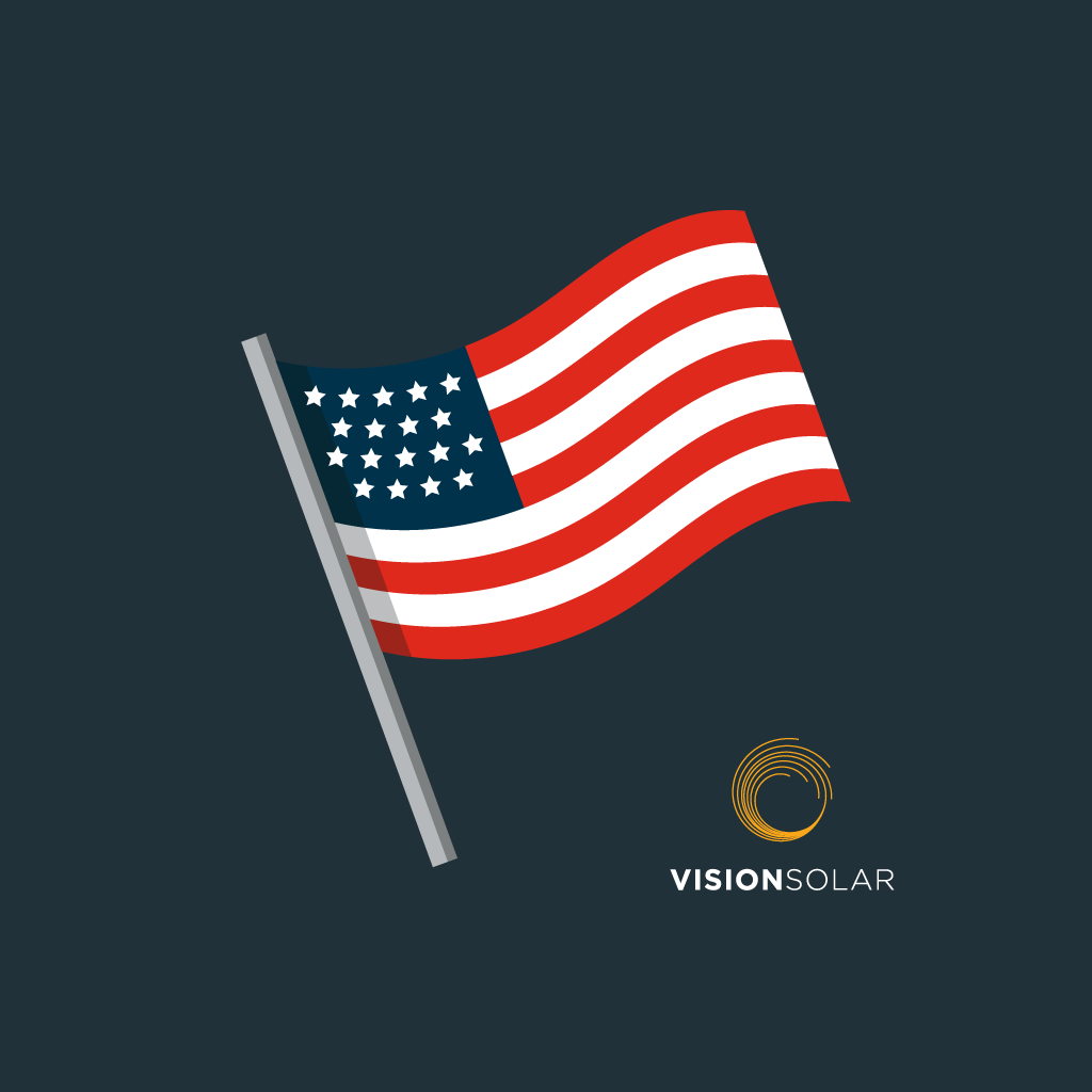 Vision Solar : Whitehouse Renews Their Solar Power Cover