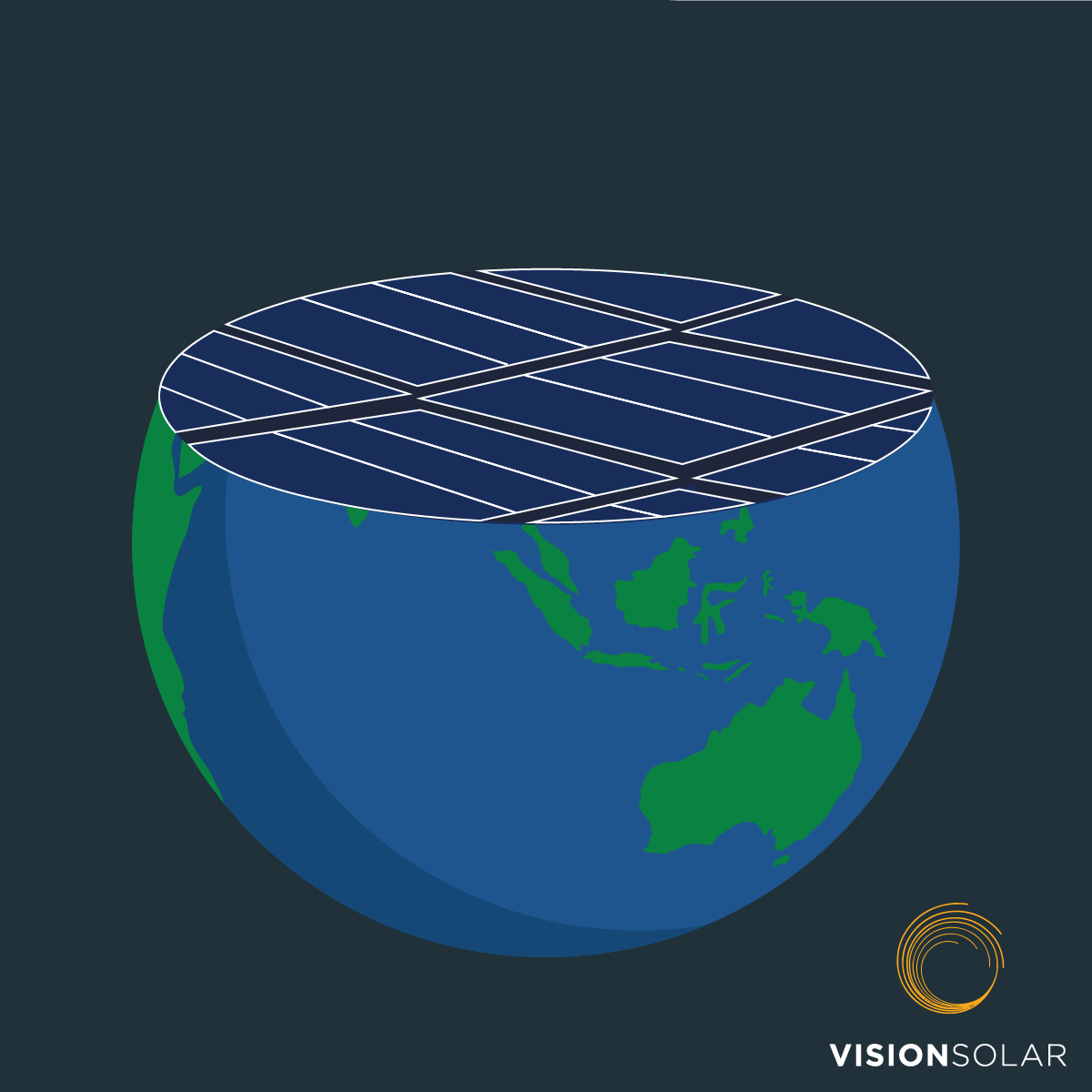 Vision Solar : Why Are Solar Panel Not Everywhere?