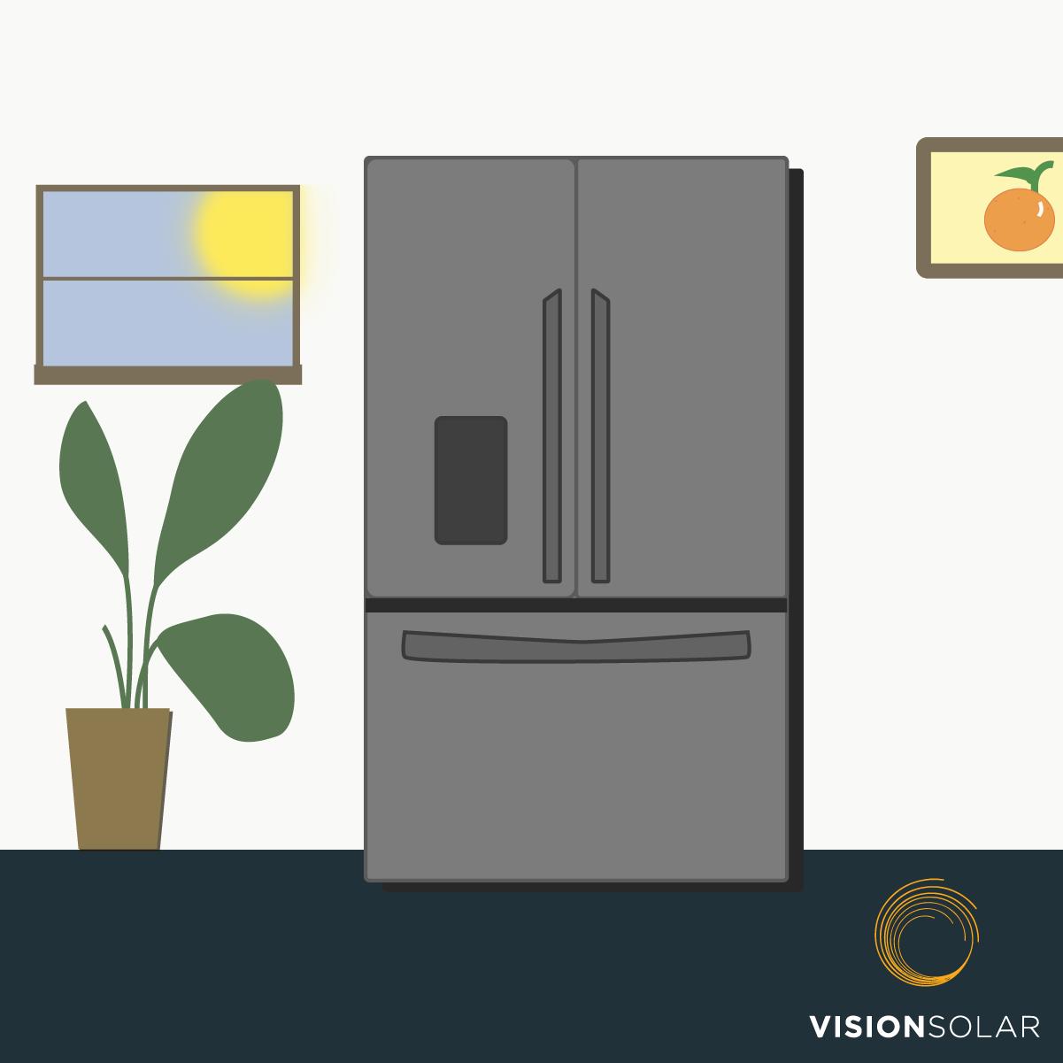 Vision Solar : Solar Appliances