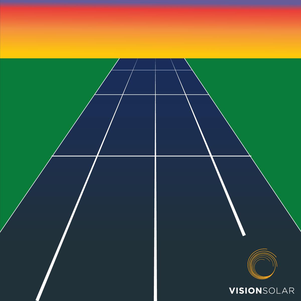 Vision Solar : Solar Roads