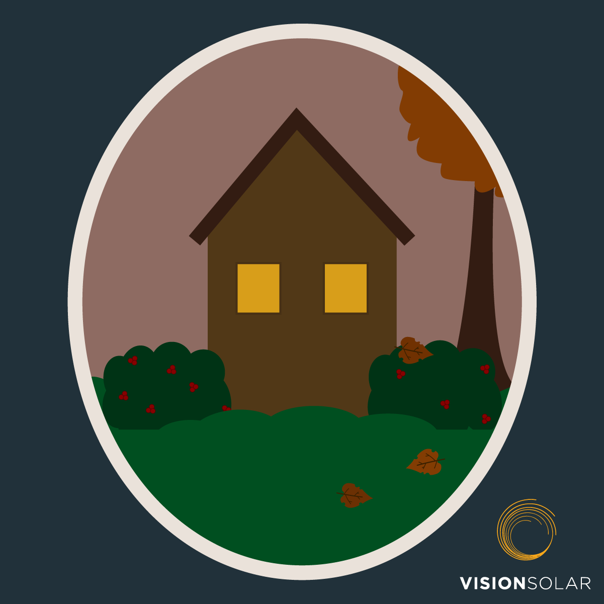 Vision Solar : preparing Your Home for Cold Weather