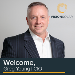 Greg Young CIO | Vision Solar LLC